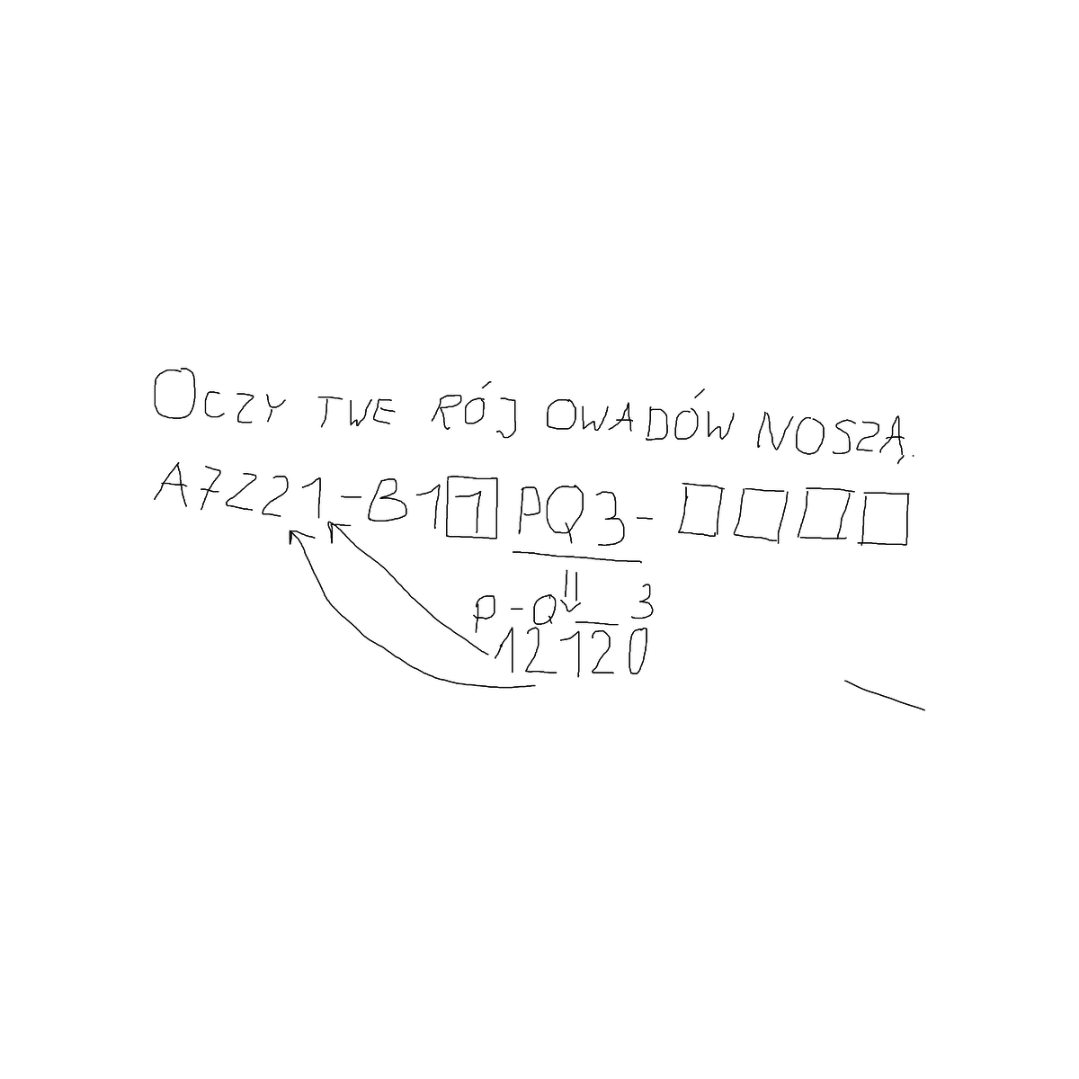 BAAAM drawing#1155 lat:51.8038635253906250lng: 18.6598091125488280