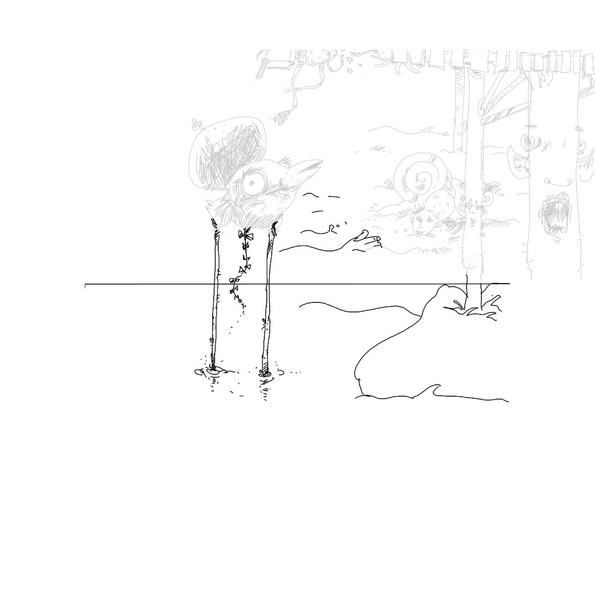 BAAAM drawing#18100 lat:78.4207305908203100lng: -4.4904322624206540