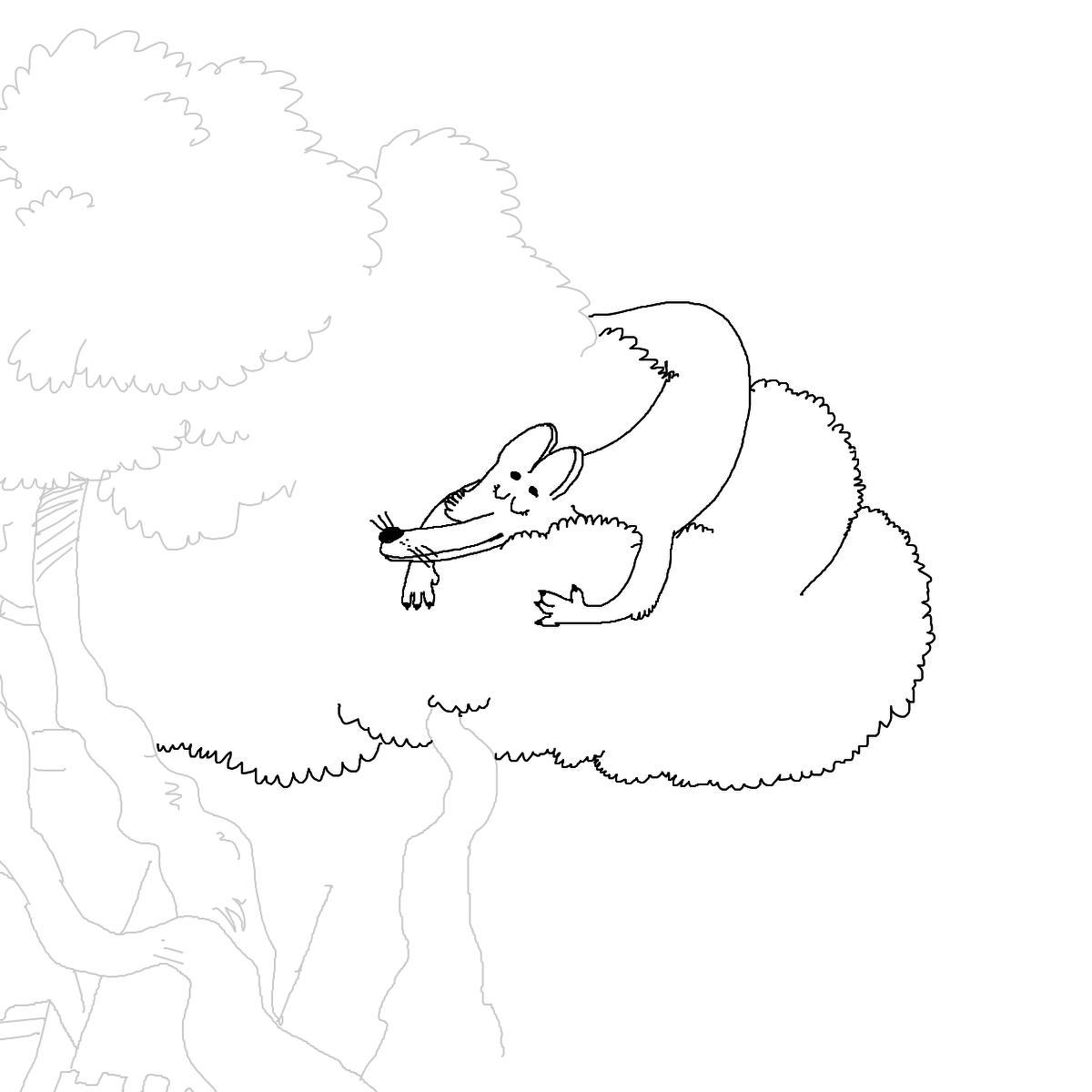 BAAAM drawing#3777 lat:78.4176025390625000lng: -4.4394693374633790