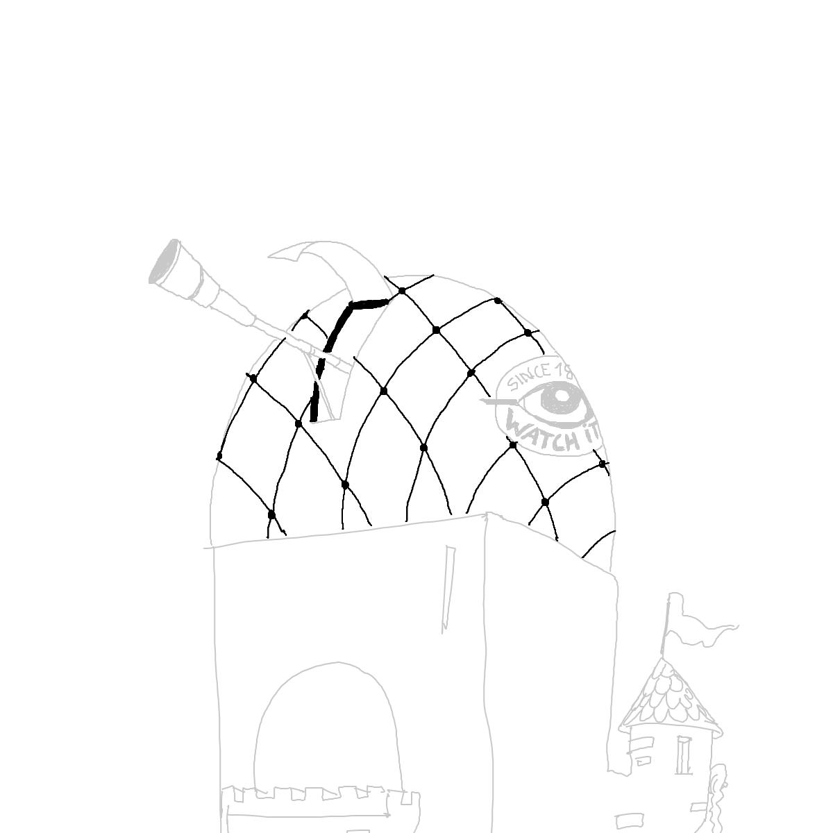 BAAAM drawing#3789 lat:78.4176025390625000lng: -4.4395356178283690