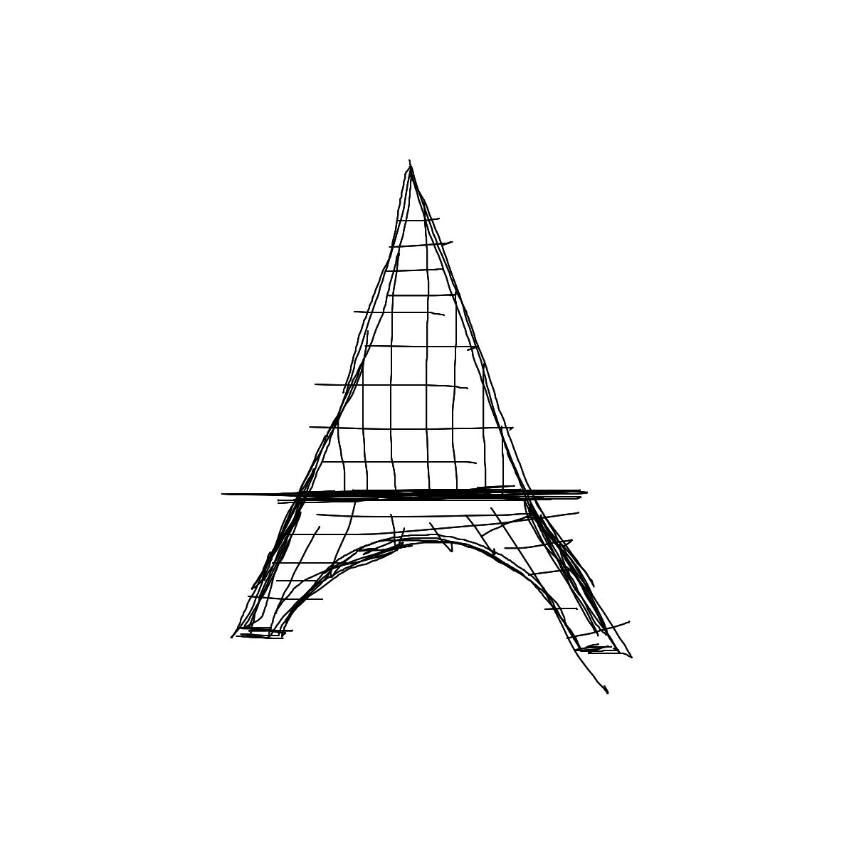 BAAAM drawing#729 lat:48.8586311340332000lng: 2.2941896915435790